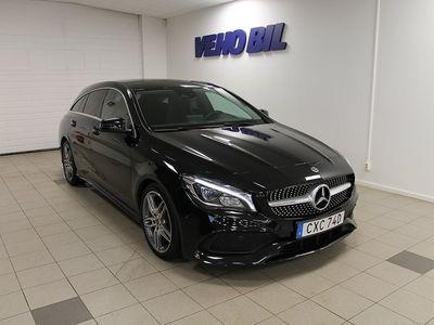 begagnad Mercedes CLA200 Shooting Brake AMG Aut