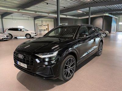 begagnad Audi Q8 50 TDI quattro Q 286hk Drag B&O Matrix