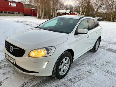 begagnad Volvo XC60 D4 AWD Geartronic Kinetic, Classic Euro 6 2017, SUV 239 000 kr