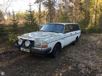 usado Volvo 240 Reservdelsbil -88