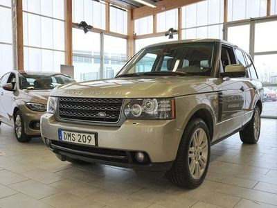 begagnad Land Rover Range Rover 4.4 TDV8 4WD Automat 3 -11