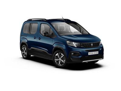 begagnad Peugeot Rifter GT-Line 1,2 PureTech 110hk L1 - NYHET Kombi 2019
