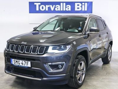 begagnad Jeep Compass Limited 1.4 4WD AUT 170hk Panora