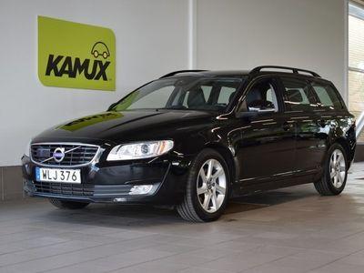 used Volvo V70 D4 Sport Ed Skinn Drag 181hk