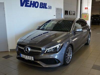 gebraucht Mercedes CLA220 d AMG Line, Navigation, -19