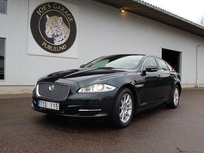 begagnad Jaguar XJ Helrätt färger, välutrustad+ -10
