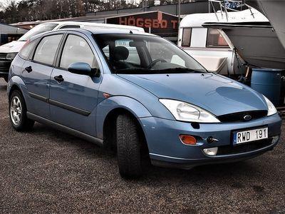gebraucht Ford Focus Halvkombi 1.6 101hk KOPPLING DEFEKT