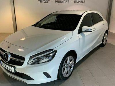begagnad Mercedes 180 - Benz A - KLASSEuro 6 109hk