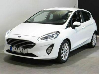 begagnad Ford Fiesta Titanium 1.0 EcoBoost 100hk   Adaptiv farthållare