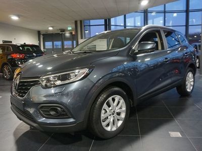 begagnad Renault Kadjar ZEN TCE 140 EDC *Vinterhjulskampanj*