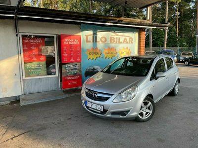 begagnad Opel Corsa 5-dörrar 1.3 CDTI ecoFLEX 75hk NYSERVIS