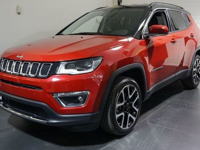 begagnad Jeep Compass Limited 1,4 M-Air 170 hk Serie 2 AT9 4WD