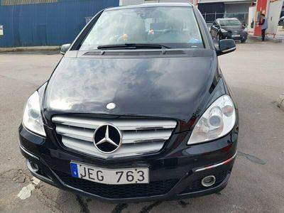 begagnad Mercedes B170 245NGT