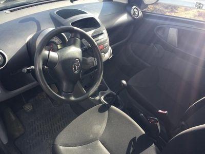 begagnad Toyota Aygo 3-d man (vsc -09