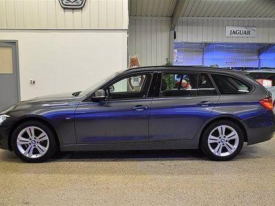 begagnad BMW 320 d 184Hk Sportline Drag HarmanKardon