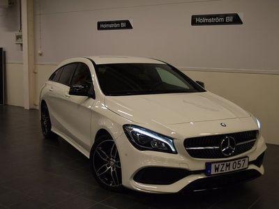 begagnad Mercedes 250 CLA Benz4MATIC SB 2017, Sportkupé 309 000 kr
