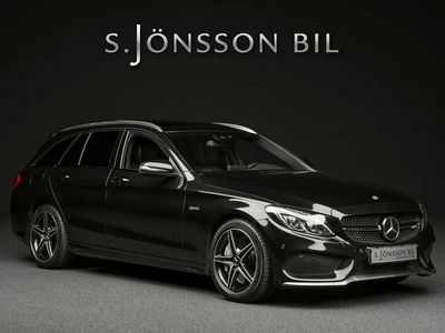 begagnad Mercedes C43 AMG AMG 4MATIC T / Distronic /