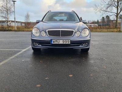 begagnad Mercedes E350 service