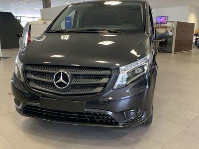 begagnad Mercedes Vito 116 CDI SKÅP LÅNG