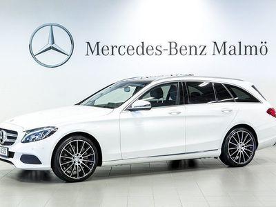 gebraucht Mercedes C350e Kombi Aut Glastak Navi Drag