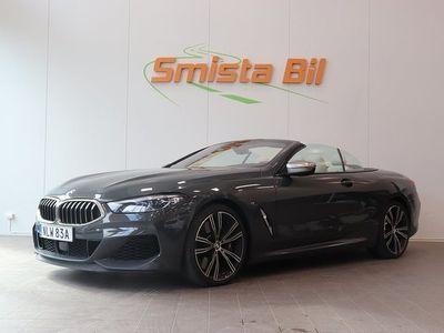 begagnad BMW M850 i xDrive, Cabriolet SE SPEC 530hk Sv