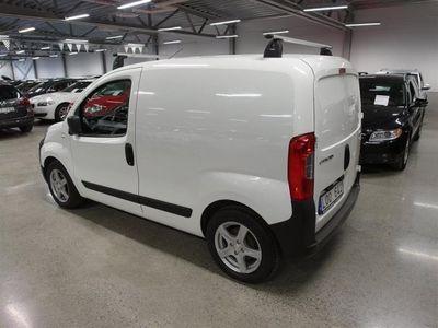 begagnad Citroën Nemo 1,2 HDi Automat -11
