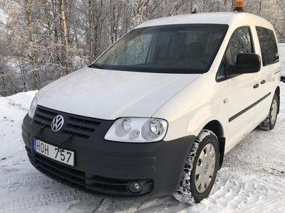 begagnad VW Caddy Life 1.9 TDI