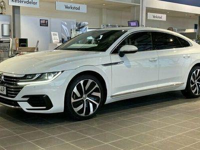 begagnad VW Arteon GT R-LINE 2.0 TDI AUTOMAT 4MOTION 2020, Sedan Pris 369 000 kr