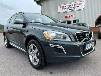begagnad Volvo XC60 D5 AWD/Autmat/R-Design/215hk/0:-KONT
