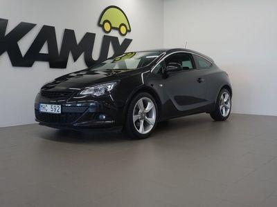 begagnad Opel Astra GTC 1.6 Turbo Manuell, 180hk,