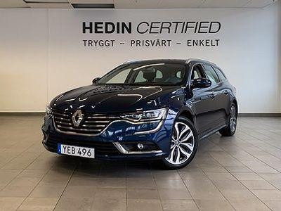 begagnad Renault Talisman 1.6 EDC INTENS BOSE V-hjul 2016, Kombi 189 000 kr