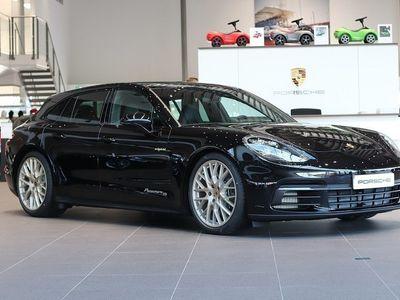 begagnad Porsche Panamera 4 E-Hybrid Sport Turismo 10 Years Edition