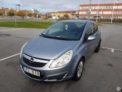 brugt Opel Corsa 1.4 Ny besiktning -07