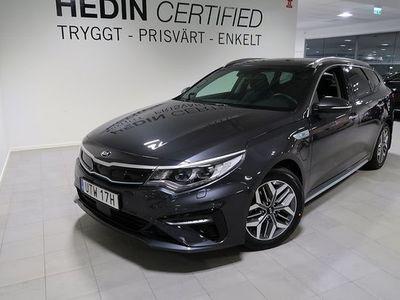 begagnad Kia Optima Hybrid 2.0 Plug-In AdvancePlus 2 2020, Personbil 349 900 kr