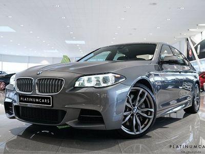 begagnad BMW M550 d xDrive M-Sport LEASEBAR -16
