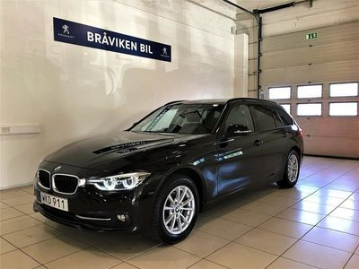 begagnad BMW 320 d xDrive Touring Steptronic Sport lin -17