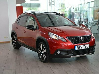 begagnad Peugeot 2008 1.2 PureTech 130hk GT-Line