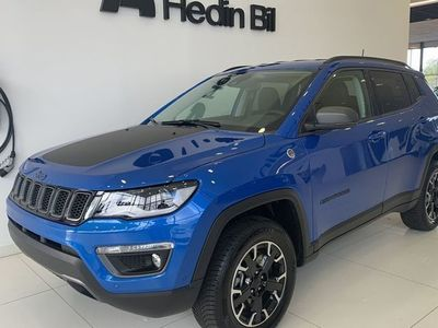 begagnad Jeep Compass TRAILHAWK PHEV 1,3 240HP AWD *Lansering!*