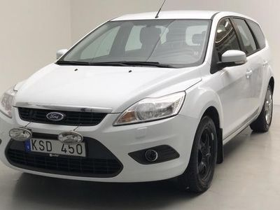 begagnad Ford Focus 1.8 Flexifuel Kombi 2010, Personbil 25 000 kr