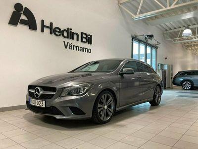 begagnad Mercedes CLA220 - BenzD Backkamera AppleCarplay Drag