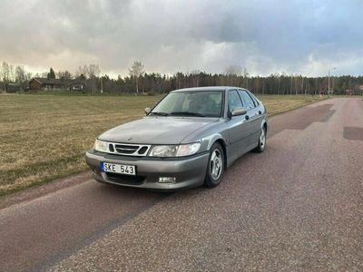 begagnad Saab 9-3 AERO 5D 2.0TS
