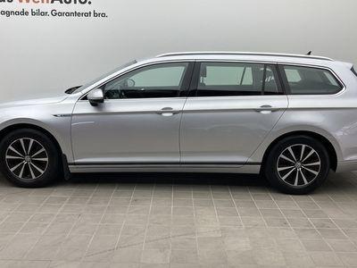 begagnad VW Passat Sportscombi TDI EU6 2018, Kombi 199 900 kr