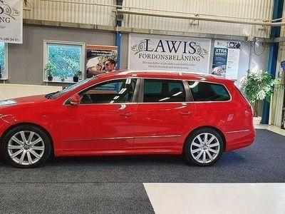 begagnad VW Passat Variant 2.0 TDI 4Motion DSG