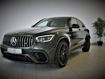 begagnad Mercedes GLC63 AMG S AMG 4-Matic Coupe