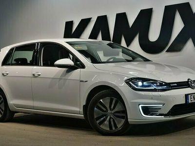 begagnad VW Golf Plus E-Golf 35.8 kWh Pluspaket   S&V-Hjul   2020, Halvkombi Pris 262 900 kr