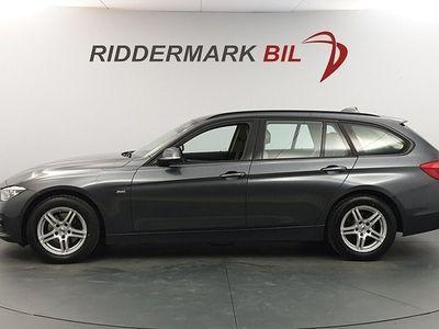 begagnad BMW 320 d xDrive Sportline 190hk M-värme Drag Moms