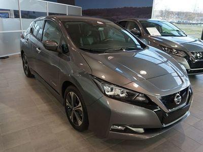 begagnad Nissan Leaf 62 kw 3.Zero e+ Limited edition