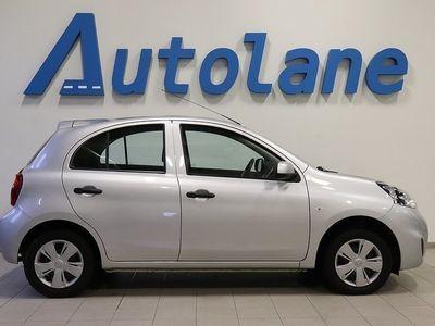 brugt Nissan Micra 1.2 80hk Bluetooth Vinterhjul