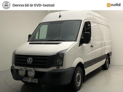 begagnad VW Crafter 35 2.0 TDI Skåp (136hk)