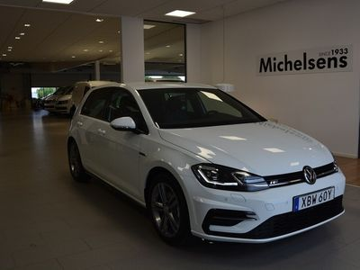 begagnad VW Golf TSI 150 GT ACT R-LINE